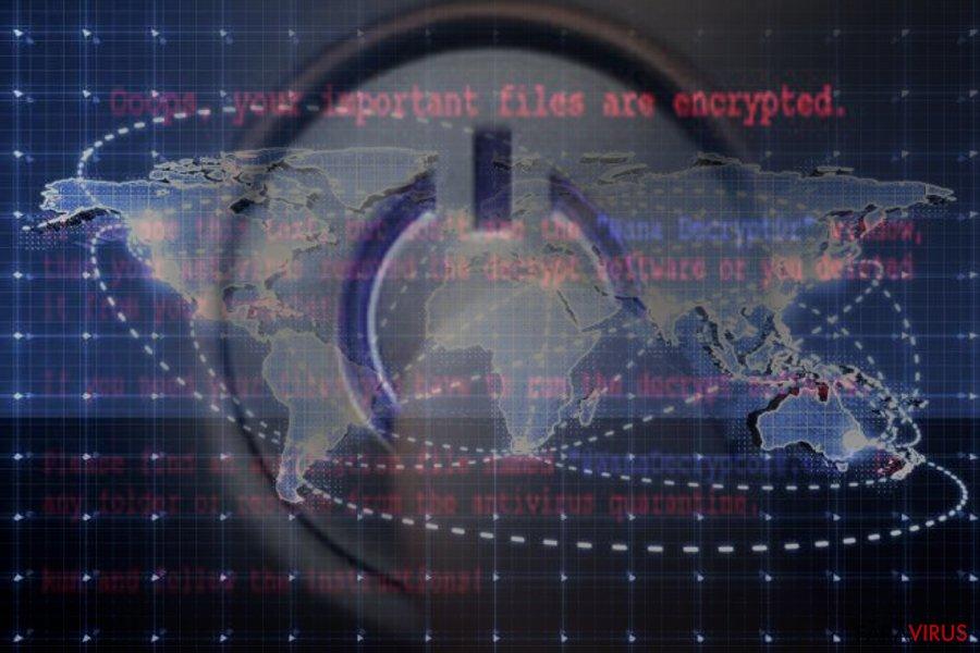 Cum să eliminaţi ransomware