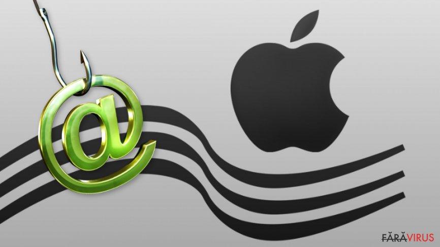 Escrocheriile Apple s-au întors în ianuarie