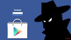 Un malware ce fură date de Facebook a fost descoperit pe Google Play Store