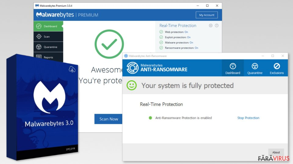 Cel mai bun software anti-malware din 2018