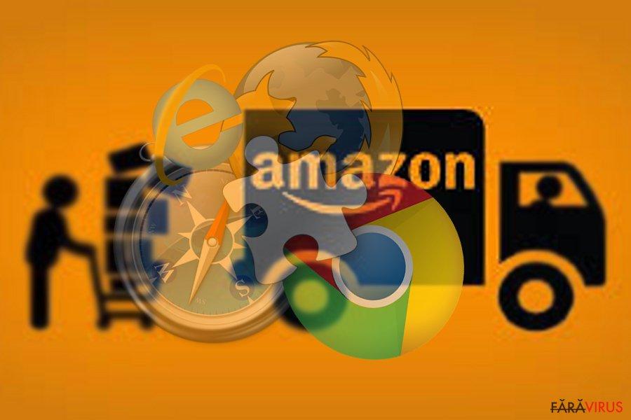 Imaginea care afişează Amazon Assistant