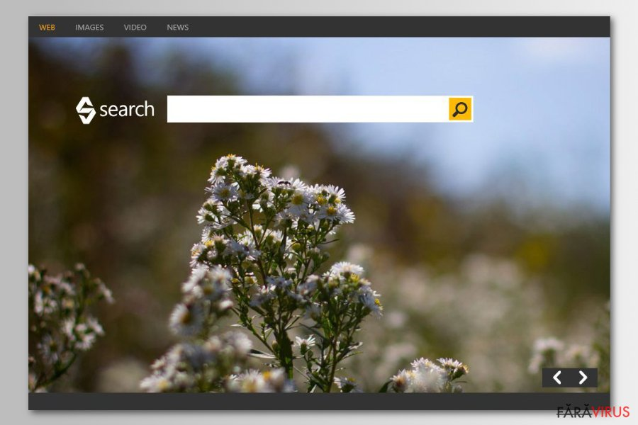 Bing search virus