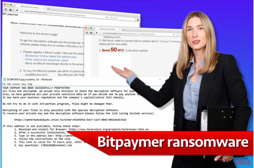 Virusul Bitpaymer