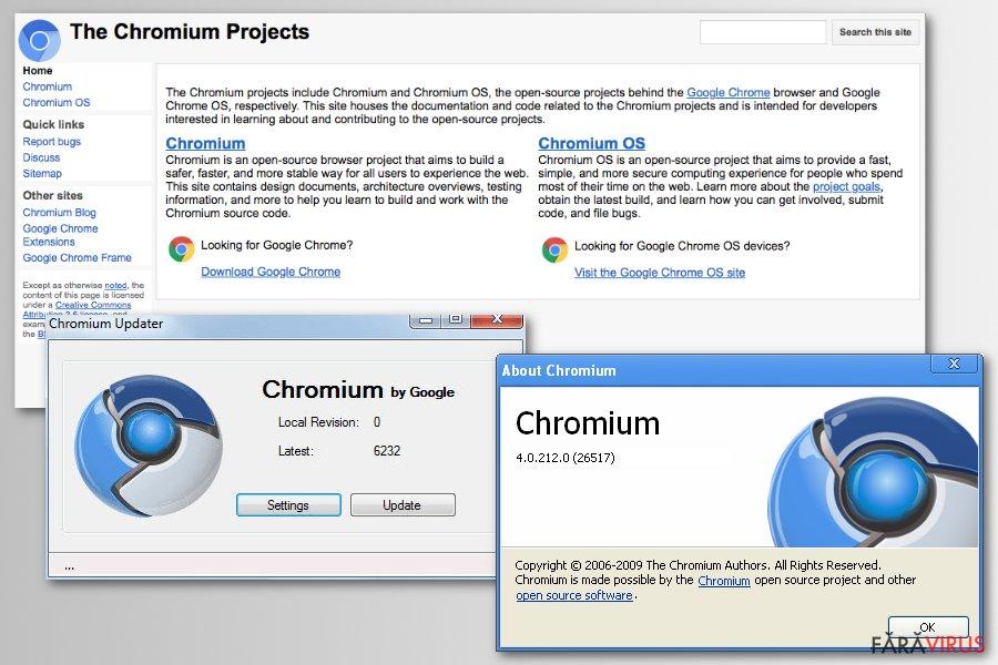 Proiectul Chromium