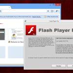 Browserul Chroomium captură de ecran