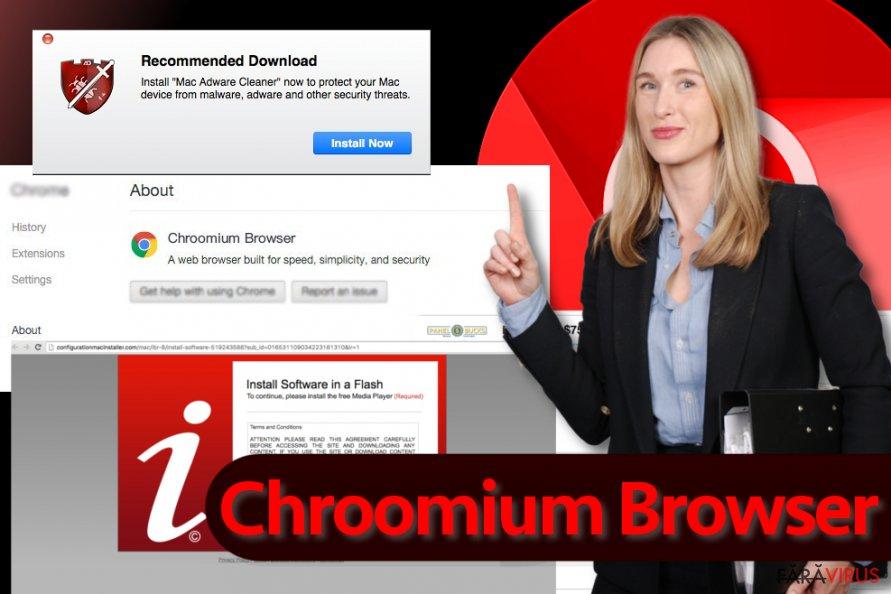 Virusul browserului Chroomium