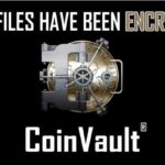 Virusul CoinVault captură de ecran