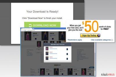 Exemplu de reclame de la D2ucfwpxlh3zh3.cloudfront.net