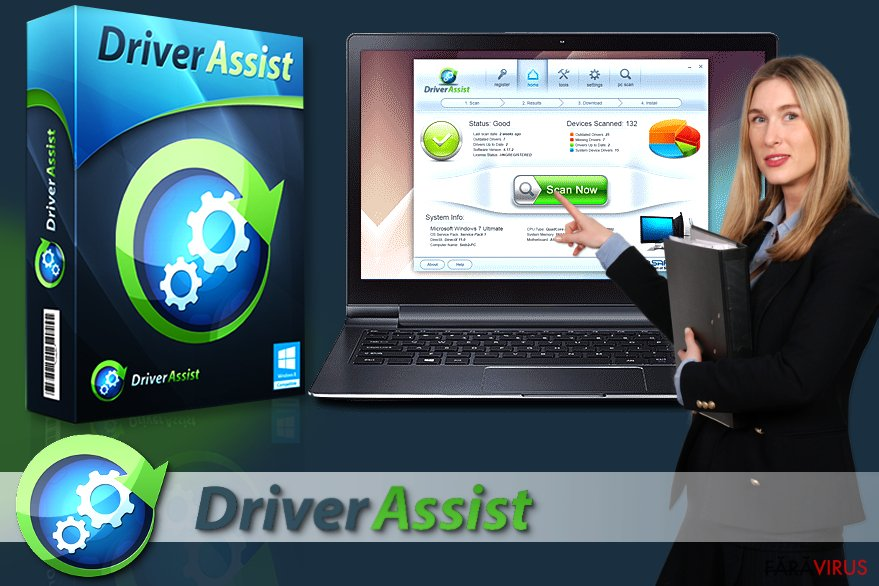 Programul DriverAssist