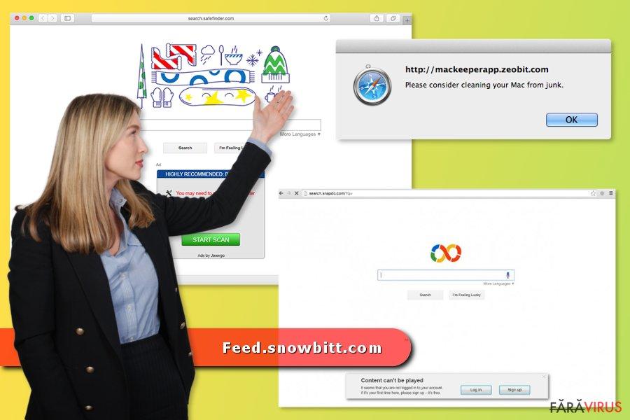 Imaginea virusului Feed.snowbitt.com