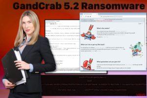 Ransomware-ul GandCrab 5.2