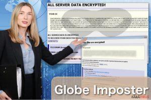 Virusul de tip ransomware GlobeImposter