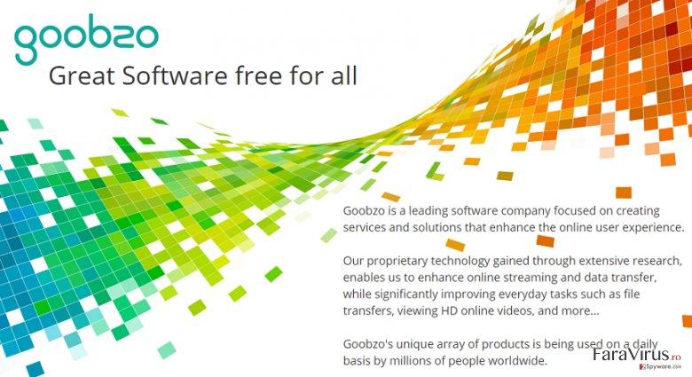 Goobzo Ltd adware
