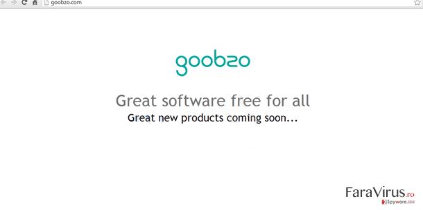 Goobzo Ltd captură de ecran