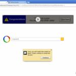 Redirecţionarea de la Google captură de ecran