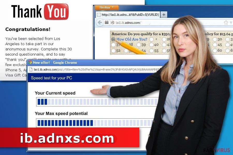 Imaginea virusului ib.adnxs.com