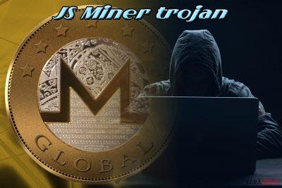Troianul Js Miner