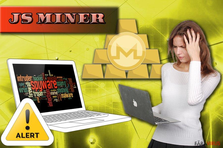 Minerul de criptomonede Js Miner