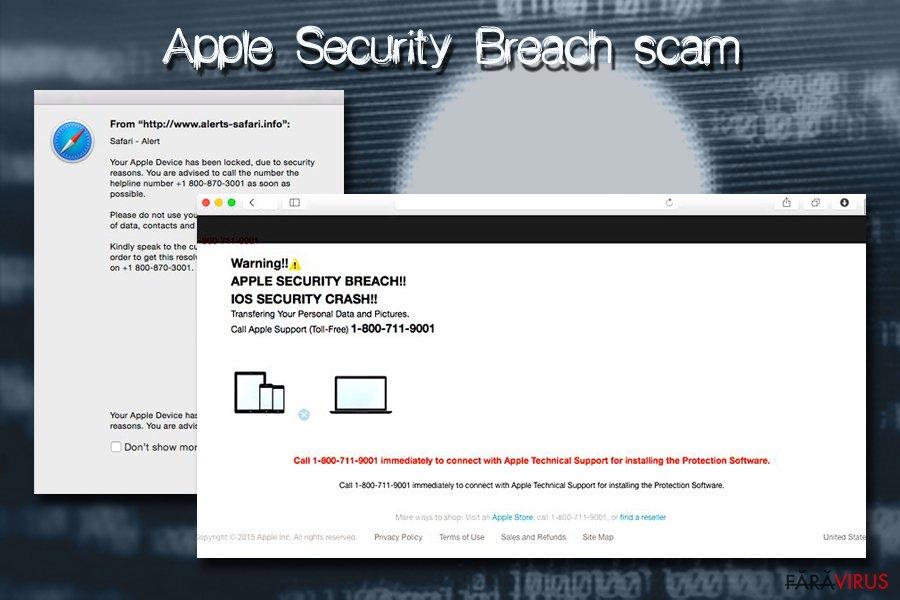 Virusul Mac - Apple Security Breach