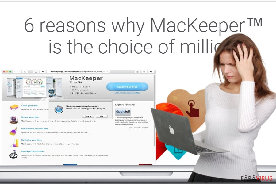 Virusul MacKeeper
