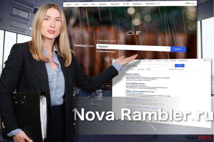 Aspectul lui Nova Rambler
