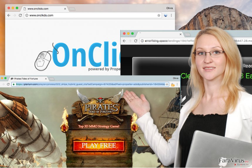 Reclamele de la Onclkds.com