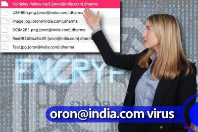 virusul oron@india.com
