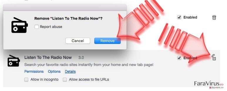 Cum se elimină Search.searchlttrnow.com din Chrome
