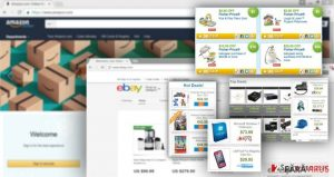 Reclamele de tip pop-up Right Coupon