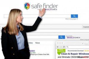 Virusul Safe Finder