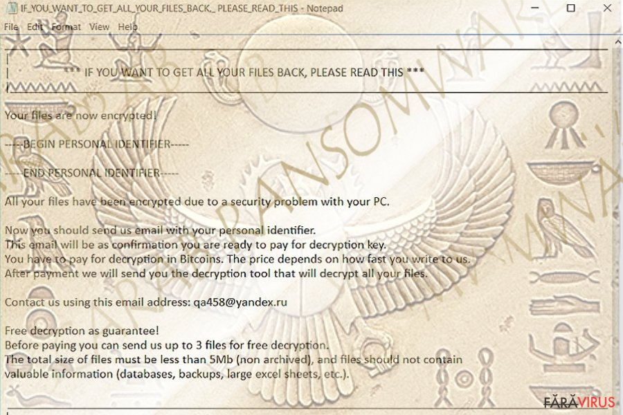 Imaginea care ilustrează malware-ul Scarab