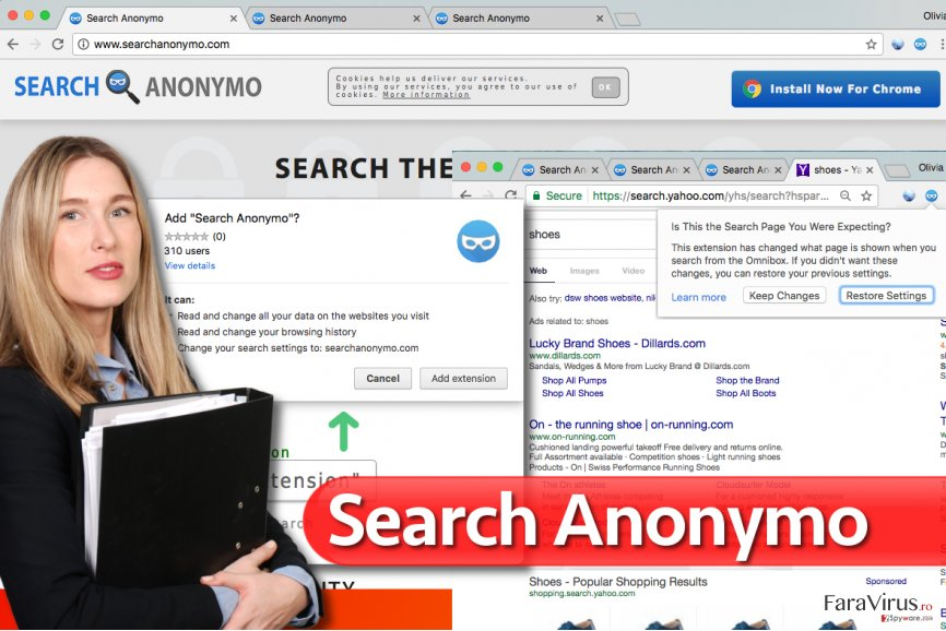 Virusul Search Anonymo