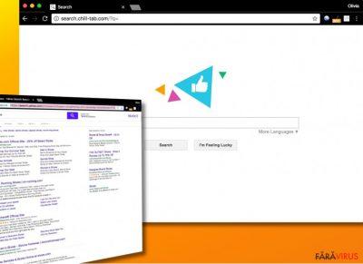 Virusul Search.chill-tab.com