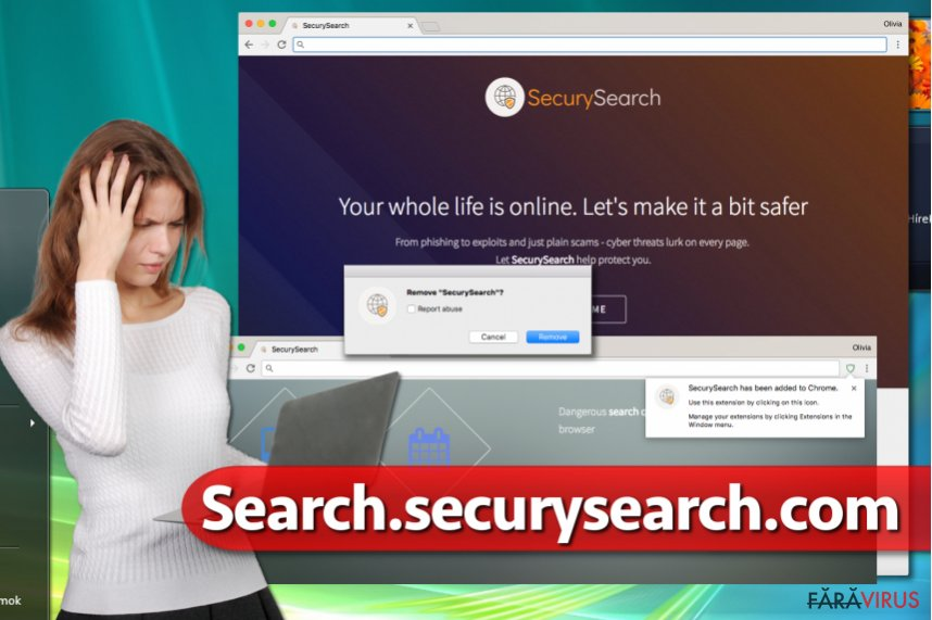 Virusul Search.securysearch.com