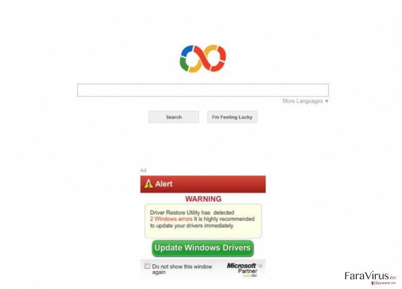 Search.snapdo.com captură de ecran