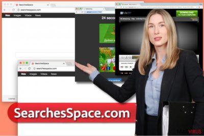 Virusul SearchesSpace.com
