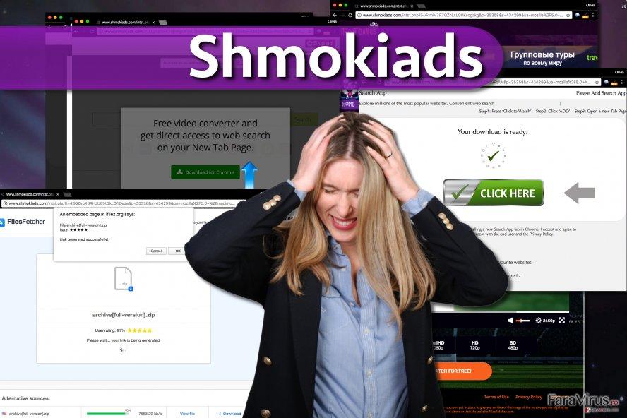 Malware-ul Shmokiads