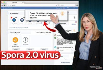 Virusul Spora 2.0