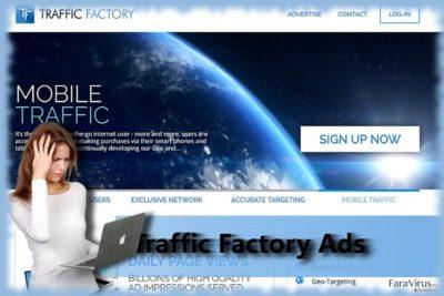 Website-ul Traffic Factory