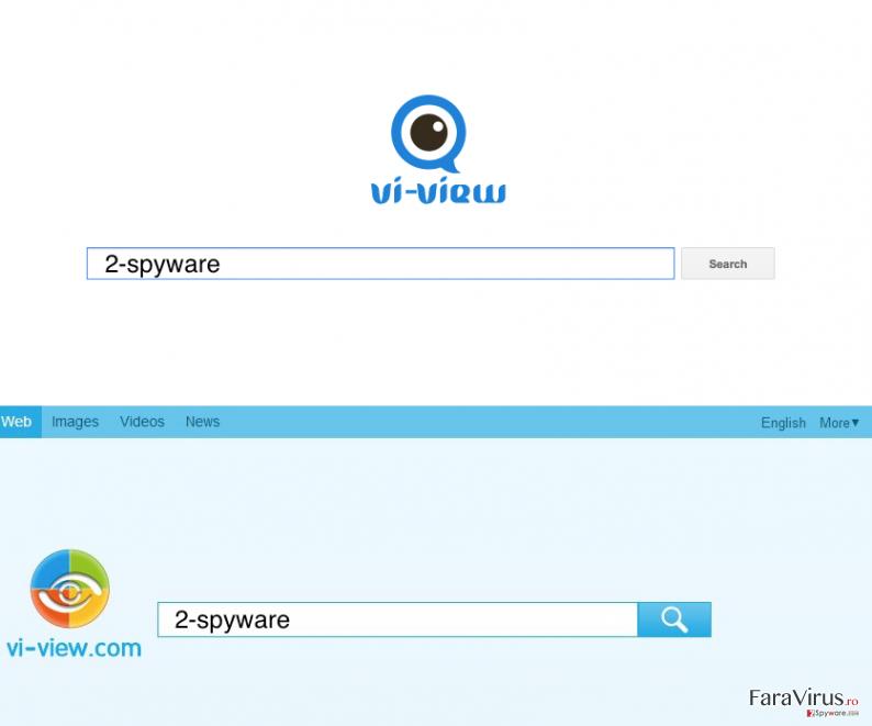Vi-view.com captură de ecran