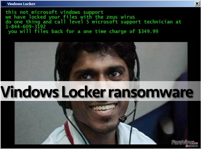 Tech Support Scam malware