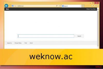 Infecţia weknow.ac