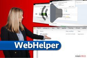 Virusul WebHelper