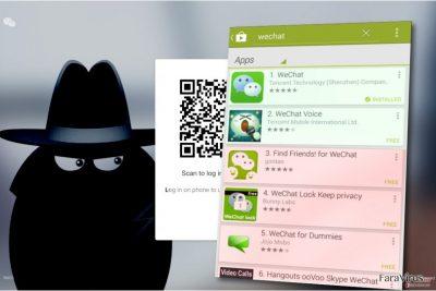 Virusul WeChat