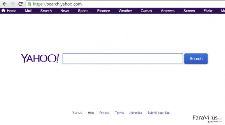 Yahoo Community SmartBar captură de ecran