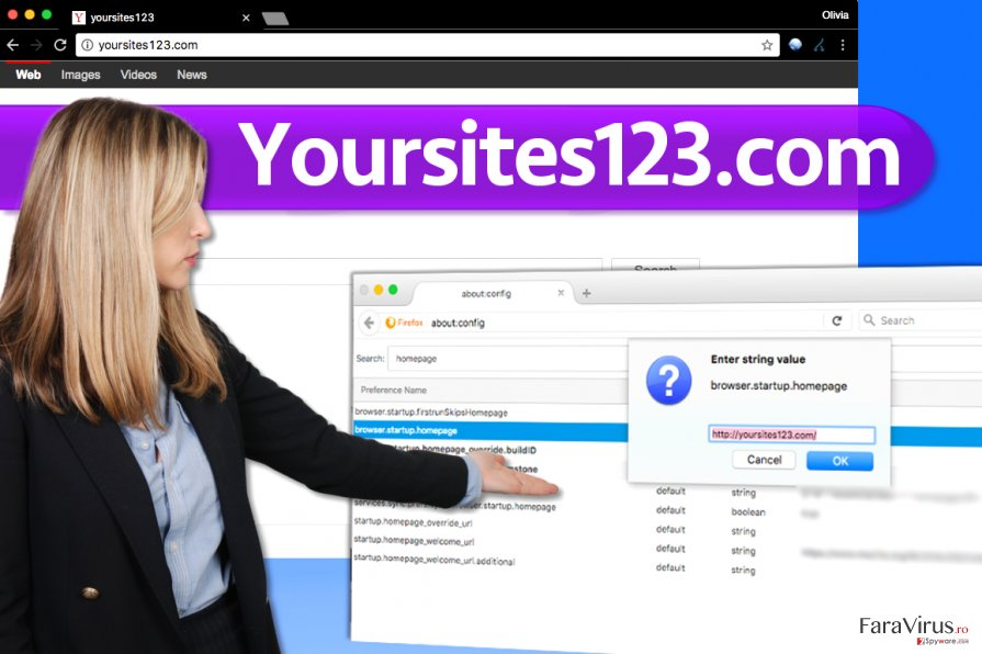 Virusul YourSites123.com